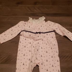 Janie and Jack long sleeve onesie